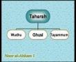 Noor Al-Ahkam - 7 Wudhu - English