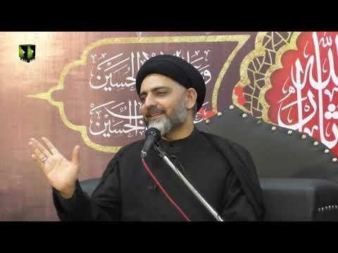 [03] Zahoor e Imam (a.j.f) Or Karbala | حجّۃ الاسلام مولانا سیّد نصرت عبّاس بخا