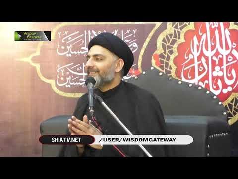 [05] Zahoor e Imam (a.j.f) Or Karbala | حجّۃ الاسلام مولانا سیّد نصرت عبّاس بخا