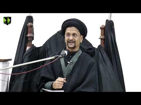 [Majlis 1] Shahadat Rasool Allah (saww, Imam Hasan (as) | Moulana Munawwar Naqvi | Safar 1442/2020 | Urdu