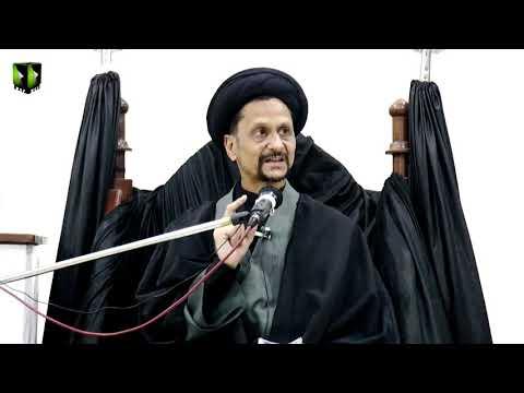 [Majlis 3] Shahadat Rasool Allah (saww, Imam Hasan (as) | Moulana Munawwar Naqvi | Safar 1442/2020 | Urdu
