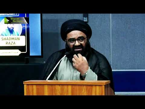 [Youm-e-Hussain as] Speech: H.I Kazim Abbas Naqvi   NED University   1442/2020