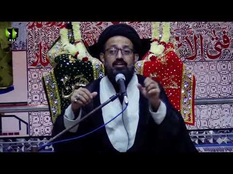 [4] Dard -e- Imam -e- Zamana (atfs)   H.I Sadiq Raza Taqvi   Safar 1442/2020   Urdu