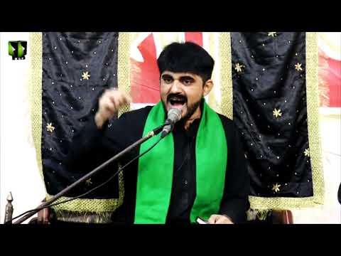 [Majlis -e- Aza] Khitaab: Janab Meesum Abbas Rizvi | 6th Rabi -ul - Awwal 1442 | Urdu