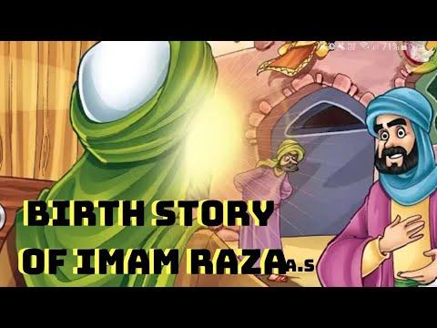 Imam Ali Reza | Masoomeen | Imam Mahdi | Kazschool | English