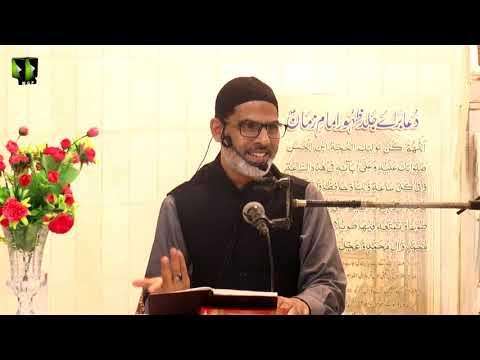 [5] Tafsir Surah -e- Waqiya - تفسیر سورہ واقعہ | Moulana Mubashir Zaidi | Mah-e-Ramzaan 1442 | Urdu