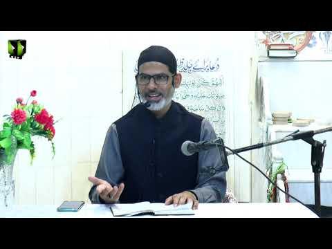 [6] Tafsir Surah -e- Waqiya - تفسیر سورہ واقعہ | Moulana Mubashir Zaidi | Mah-e-Ramzaan 1442 | Urdu