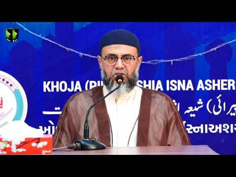 [Lecture] Yemen Par Musalat Jang Kay 6 Saal | Moulana Ali Naqi Hashmi | Mah-e-Ramzaan 1442 | Urdu