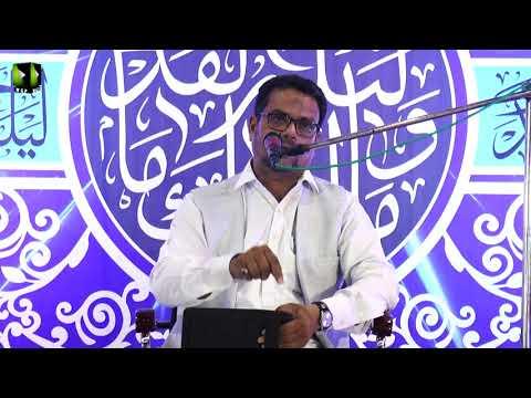 [Dars] Maqala -e- Qurani | Dr. Zahid Ali Zahidi | Mah-e-Ramzaan 1442 | Urdu