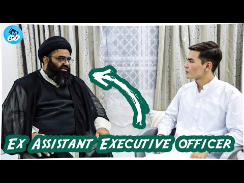 [Interview] Inspirational Story | Allama Kazim Abbas Naqvi | Ex Assistant Executive Officer Urdu