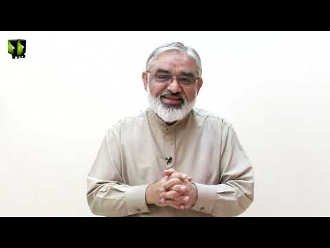 Afkaar Shaheed Quaid Arif Hussaini Conference   H.I Ali Murtaza Zaidi   Toronto   1 Aug 2021   Urdu