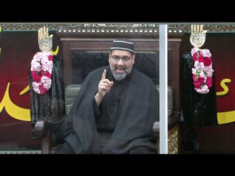[01] Topic: Cultivating an Islamic Identity in a Postmodern Era - Syed Asad Jafri - 1st Muharram 1443,2021 English