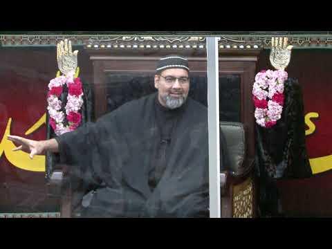 [02] Topic: Cultivating an Islamic Identity in a Postmodern Era - Syed Asad Jafri - 2nd Muharram 1443,2021 English