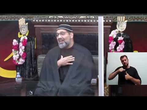[04] Topic: Cultivating an Islamic Identity in a Postmodern Era - Syed Asad Jafri - 4th Muharram 1443,2021 English