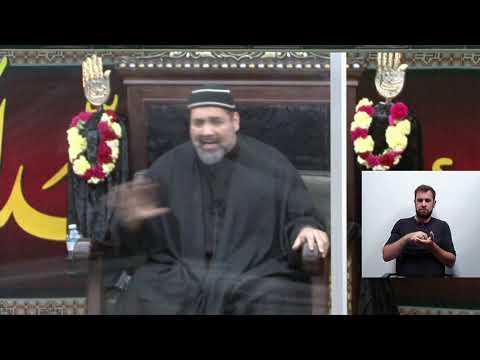 [06] Topic: Cultivating an Islamic Identity in a Postmodern Era - Syed Asad Jafri - 6th Muharram 1443,2021 English