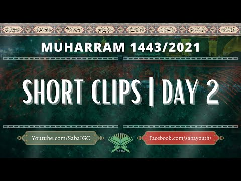 Lecture 1 | Topic: Quiet Before The Storm |Sheikh Usama Abdulghani  Muharram 2nd,1443/2021| Saba IGC English