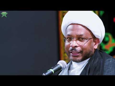 Lecture 4 | Quiet Before The Storm |Sheikh Usama Abdulghani  Muharram 5th, 1443/2021 | Saba IGC English