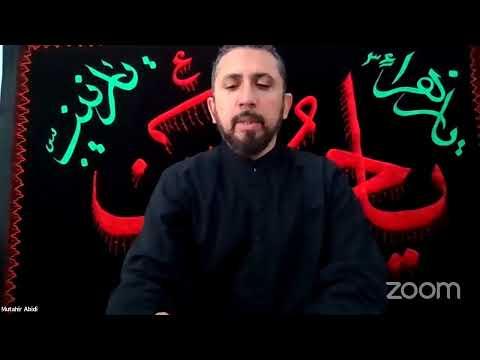 Q & A Session Muharram: Maulana Syed Asad Jafri - Imam-A-Zamana Foundation 1443, 2021 | English