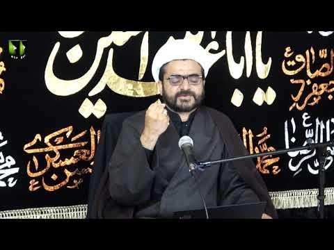 [3] Importance and Etiquettes of Mourning   Shaykh Muhammad Hasnain   Muharram 1443/2021   English