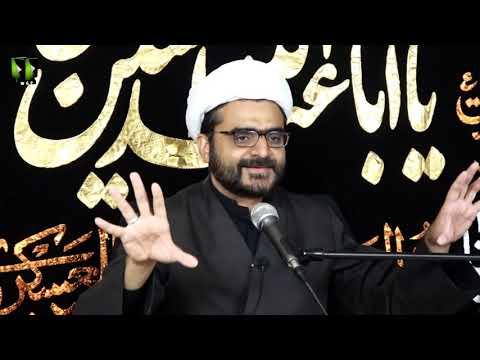 [5] Importance and Etiquettes of Mourning   Shaykh Muhammad Hasnain   Muharram 1443/2021   English