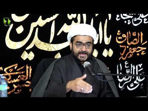 [8] Importance and Etiquettes of Mourning   Shaykh Muhammad Hasnain   Muharram 1443/2021   English