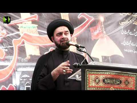 [Speech] Youm-e-Hussain (as) 1443   H.I Muhammad Ali Naqvi   Jinnah Postgraduate Medical Centre   Urdu