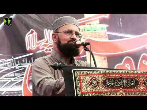 [Speech] Youm-e-Hussain (as) 1443   Janab Faisal Azizi   Jinnah Postgraduate Medical Centre   Urdu