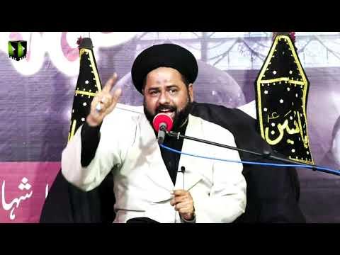 [1] Wali Or Wilayat | H.I Syed Ali Afzaal Rizvi | Safar 1443/2021 | Urdu