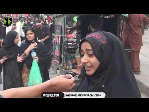 [02] Infijaar e Noor | Arbaeen e Hussaini aur Hussainion ki Awaaz | LHR- 1443/2021 - Urdu