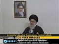 Wali Amr Muslimeen Syed Ali Khamenei on USA Warning on Nuclear attack on Iran -  English