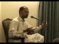 **MUST WATCH SERIES** Mauzuee Tafseer e Quran - Insaan Shanasi - Part 1b - Urdu