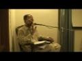 **MUST WATCH SERIES** Mauzuee Tafseer e Quran - Insaan Shanasi - Part 13a - 13-June-10 - Urdu
