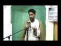 2_Importance of Eid-e-Meraj And Greed Of Money - Kotbate Joma - Rajab 27 2010 Molana Jan Ali Kazmi - Urdu
