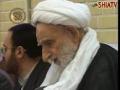 Agha Behjat ha - Elevating ulemas with Ammamah on Graduation Part2 - Farsi
