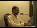 Mauzuee Tafseer e Quran - Insaan Shanasi - Part 22b - 26-Sep-10 - Urdu