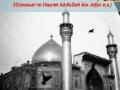 Khutbaat-e-Imam Hussain (a.s) from Madina to Karbala 19 (answer to Hazrat Abdullah bin Jafar) - Urdu