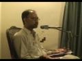 **MUST WATCH SERIES** Mauzuee Tafseer e Quran - Insaan Shanasi - Part 24b - 10-Oct-10 - Urdu