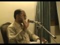 Mauzuee Tafseer e Quran - Insaan Shanasi - Part 28b - 07-Nov-10 - Urdu