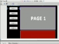 Flash CS3 ActionScript Simple Website/Gallery With Easing - English