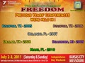 MUSLIM CONGRESS 7th Annual Conference - Kansas City, MO - July 2nd and 3rd 2011 - All Languages