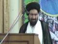 2nd Annual Conference of MWM [April 2011] - H.I. Syed Jawad Hadi address - Urdu