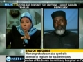 Human Right Abuses in Saudi Arabia - Discussion April 24 From PTV - English