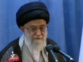 LEADER - Ability to overcome various threats is one of the main strengths of Nizam - 882011 Speech - Farsi