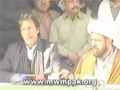 Combined Press Conference of MWM and PTI in MWM Office January 2012 - Urdu