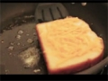 Cooking Recipe - Inside-Out Grilled Cheese Sandwich - Ultimate Cheese Sandwich - English
