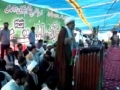 [CLIP] Identify Your REAL Enemy - H.I. Raja Nasir Abbas at Qurano Ahlebait Conference Multan - 27 May 2012 - Urdu