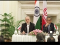 Media Interaction of Indian EAM and Iranian FM - English