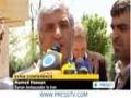 [13 Aug 2012] Syrian Ambassador to Iran says Syria will not sit quiet - English