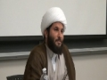 [UOC] 2nd Day - Islamic Laws in an Ever-Changing World - Sheikh Hamza Sodagar University of Calgary - Day 2 Part 2 -  En