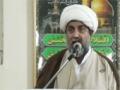 [09 Sept 2012] Sec. Gen. MWM - Alama Raja Nasir - MWM convention - Urdu